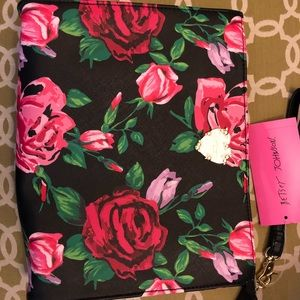 NWT wristlet...whimsy and sexy all at once.